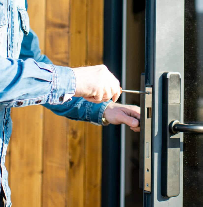 Türöffnung ohne Schäden